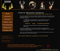 Creative Whitetails Taxidermy